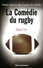 La comédie du rugby - Couverture - Format classique