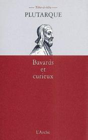 Bavards et curieux - Couverture - Format classique