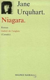 Niagara - Couverture - Format classique