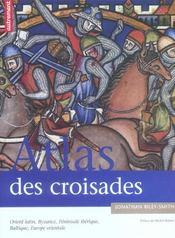 Atlas des croisades - Intérieur - Format classique