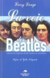 Voie Des Beatles - Couverture - Format classique