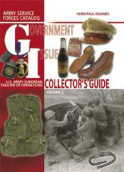 Vente livre :  GI ; collector's guide t.2  - Henri-Paul Enjames