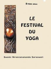 Le festival du yoga - Intérieur - Format classique