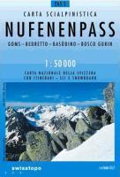 Nufenenpass ski ; 265 S - Couverture - Format classique