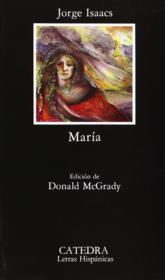 Maria (letras hispanicas) - Couverture - Format classique