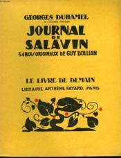 Journal De Salavin. 34 Bois Originaux De Guy Dollian. Le Livre De Demain N° 82. - Couverture - Format classique