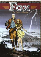 Fox t.1 ; le livre maudit - Intérieur - Format classique