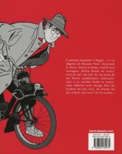 Jérôme K. Jérôme Bloche ; intégrale t.3 - 4ème de couverture - Format classique