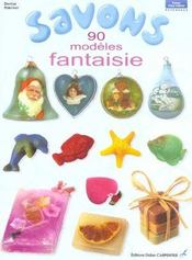 Savons 90 Modeles Fantaisie - Intérieur - Format classique