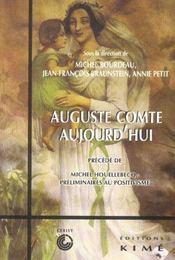 Auguste Comte aujourd'hui - Intérieur - Format classique