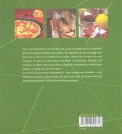 La cuisine au micro-ondes - 4ème de couverture - Format classique