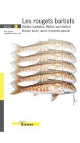 Les Rougets Barbets (Mullus Bartatus, Mullus Surmuletus). Biologie, Peche, March - Couverture - Format classique