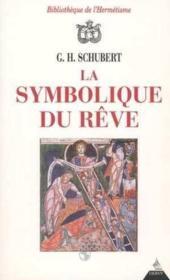 La symbolique du reve - Couverture - Format classique