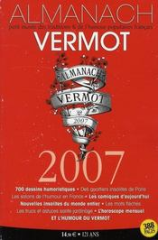 Almanach Vermot (édition 2007) - Intérieur - Format classique