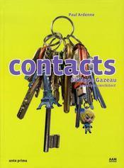 Contacts ; philippe gazeau architecte - Intérieur - Format classique