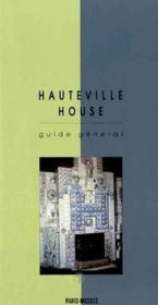Guide general hauteville house (victor hugo) - Couverture - Format classique