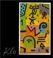 Klee 1985 Bilingue Francais-Allemand - Couverture - Format classique