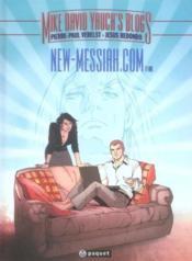 New-messiah.com t.1 ; one - Couverture - Format classique