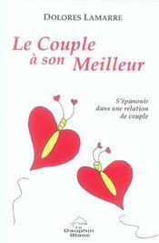 Couple A Son Meilleur - Intérieur - Format classique