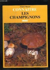 Les champignons - Couverture - Format classique