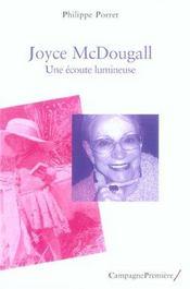 Joyce mac dougall, une ecoute lumineuse - Intérieur - Format classique