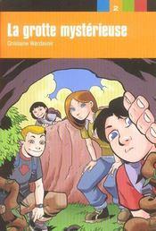 Aventure Jeune-La Grotte Mysterieuse-Niv.2 - Intérieur - Format classique
