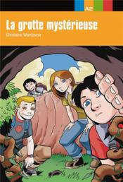 Aventure Jeune-La Grotte Mysterieuse-Niv.2 - Couverture - Format classique