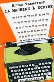 La Machine A Ecrire - Couverture - Format classique