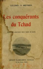 Les Conquerants Du Tchad. - Couverture - Format classique