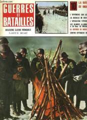 Geurres Et Batailles - 10 - La Bataille De Moscou - Couverture - Format classique