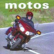 Motos D'Exception - Intérieur - Format classique