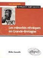 Les Minorites Ethniques En Grande-Bretagne - Intérieur - Format classique