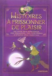 Histoires à frissonner de plaisir - Intérieur - Format classique