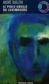 Perce-Oreille Du Luxembourg (En12) - Couverture - Format classique