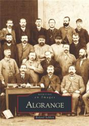 Algrange - Couverture - Format classique