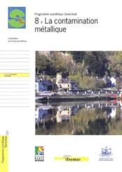 8 - La Contamination Metallique - Couverture - Format classique