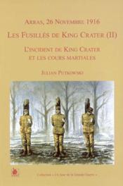 Les fusillés de King Crater t.2 - Couverture - Format classique