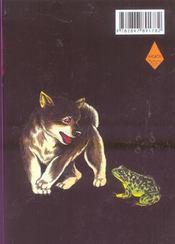 Inugami le réveil du dieu chien t.6 - 4ème de couverture - Format classique