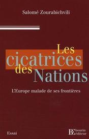 Les Cicatrices Des Nations - Intérieur - Format classique