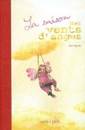 Saison Des Vents D'Anges (La) - Couverture - Format classique