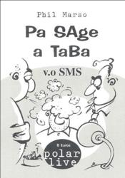 Pa sage a taba vo sms - Couverture - Format classique
