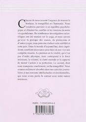 Yoga darshan - 4ème de couverture - Format classique
