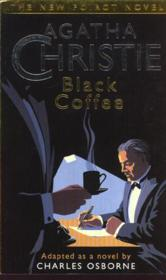 Vente livre :  Black coffee  - Beng Tan Hock - Agatha Christie