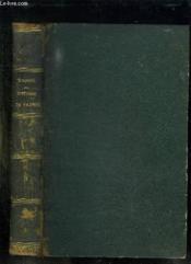 Histoire De France Depuis Les Temps Les Plus Recules Jusqu A La Ervolution De 1789. Tome 3. - Couverture - Format classique