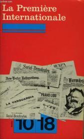 La Première Internationale - Couverture - Format classique