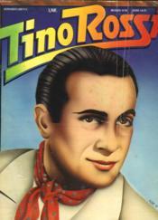 Hit Magazine. Tino Rossi - Couverture - Format classique