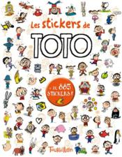 Stickers Toto  - Serge Bloch