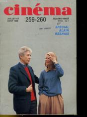 Cinema 259-260 - Special Alain Resnais - Couverture - Format classique