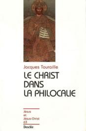 Le Christ dans la philocalie - Couverture - Format classique