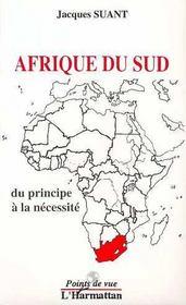 Afrique Du Sud Du Principe A La Necessite - Intérieur - Format classique